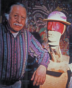 Luis Cervantes 1
